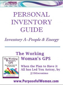 personal inventory guide cover