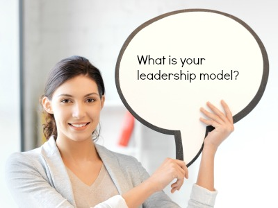 woman asks what is your leadership model